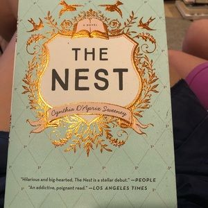 The Nest paperback by Cynthia Sweeney